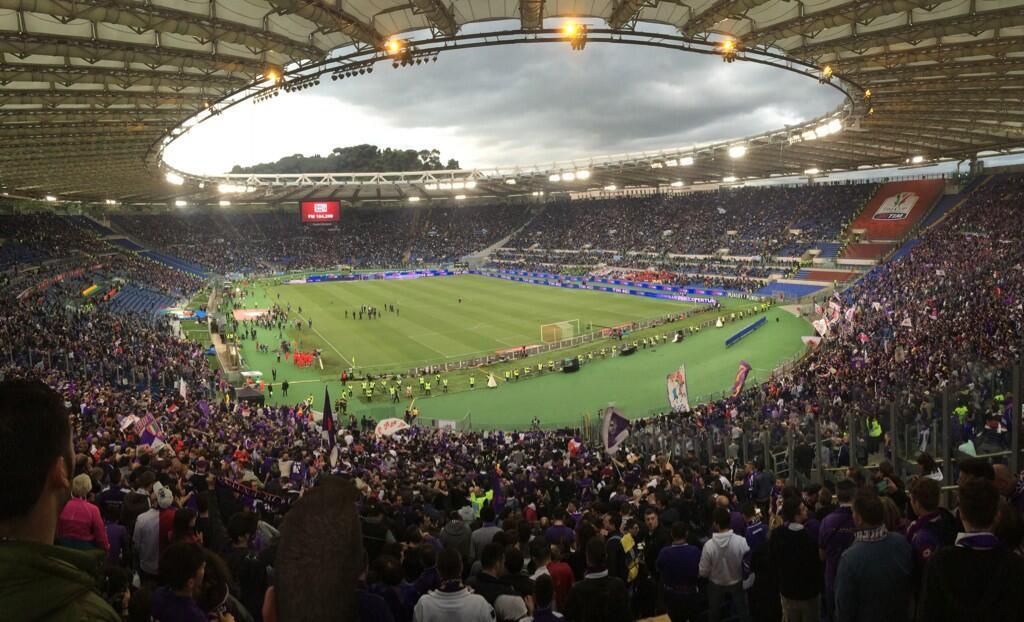 Spettatori della prima giornata di Serie A 2017/2018