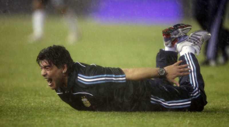 Argentina-Perù Maradona
