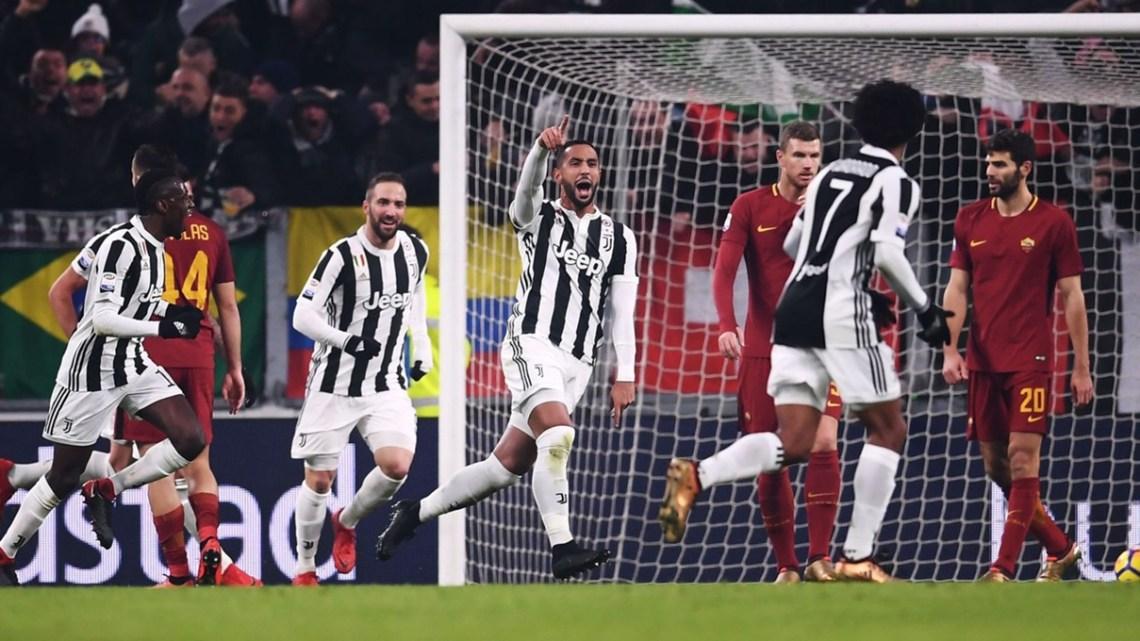 Medhi Benatia Juventus Roma