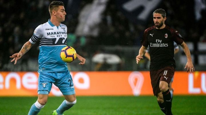 Lazio Milan