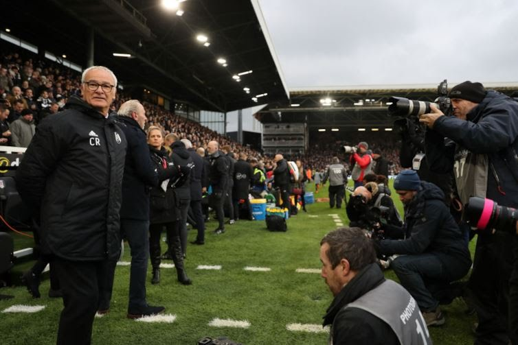 Fulham Ranieri