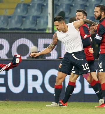 Genoa vs Entella