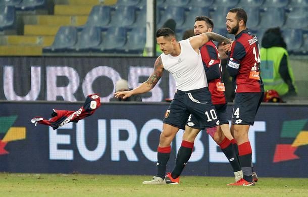 Genoa vs Entella