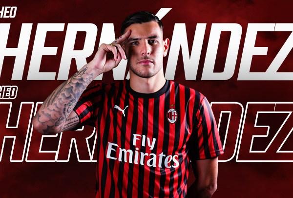 Theo Hernández Milan