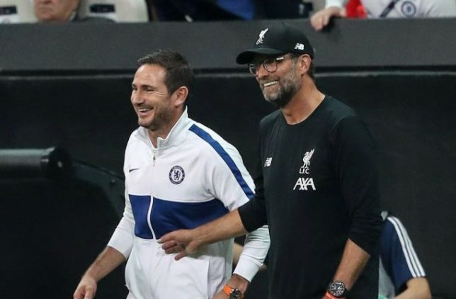 Lampard & Klopp