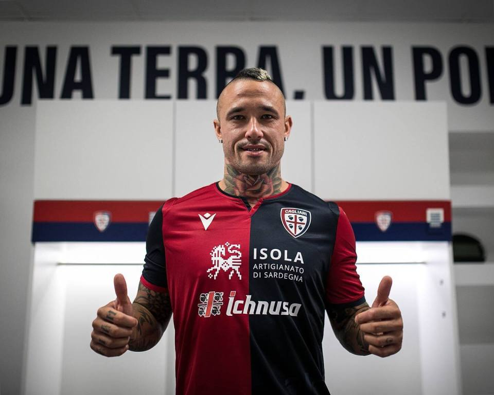 Nainggolan back to Cagliari