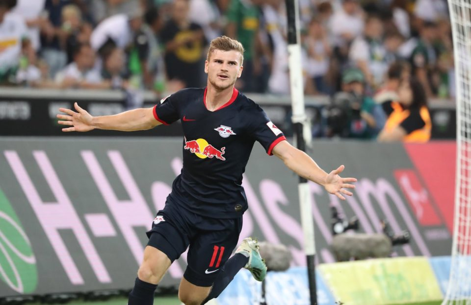 Timo Werner scores