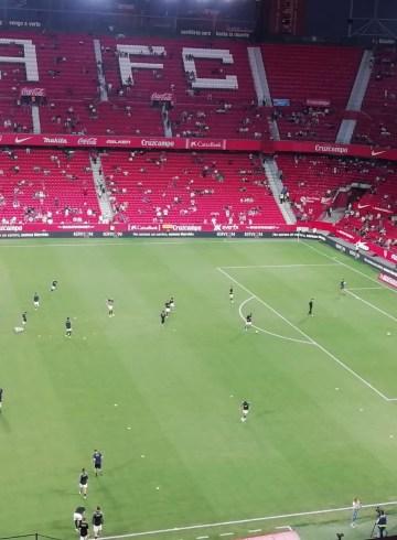 Stadio Ramón Sánchez Pizjuán Siviglia