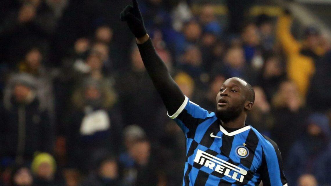 Lukaku Inter derby della Madonnina
