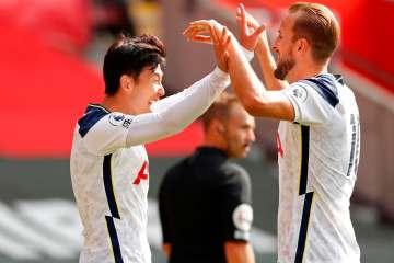 Son e Kane Tottenham