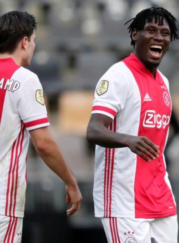 Lassina Traoré Ajax