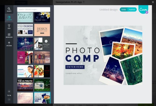 canva Facebook templates
