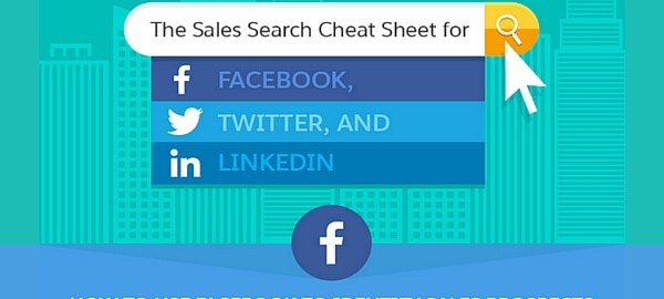 Sales Search Cheat Sheet for LinkedIn, Facebook and Twitter 315