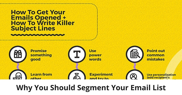 Why You Should Segment Your Email List - 315