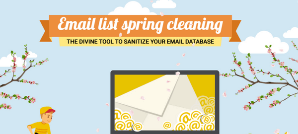 [Infographic] How to Clean Your Email List