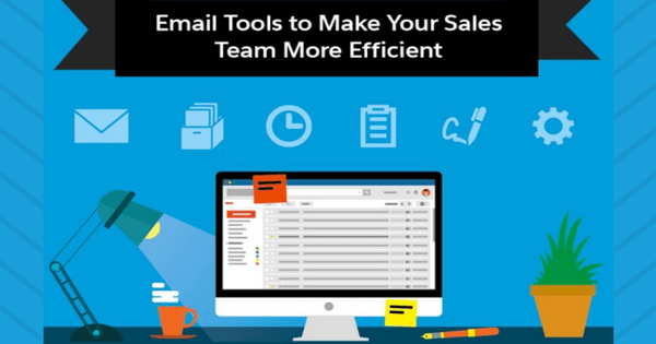[Infographic] 9 Email Tools That Can Help You Be More Efficient