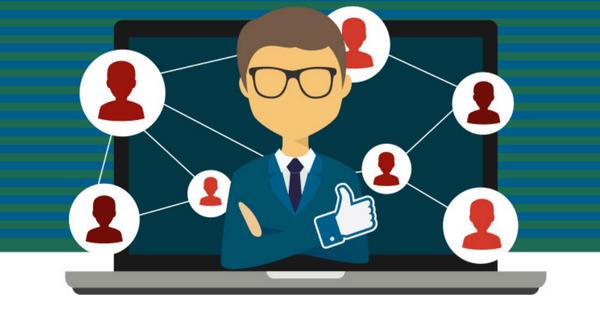 Entrepreneurs and Social Media