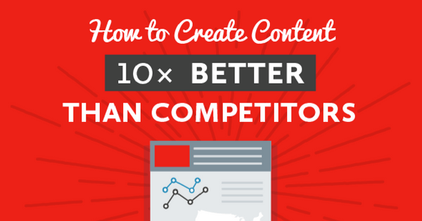 Create Content that is Better than your Competitors