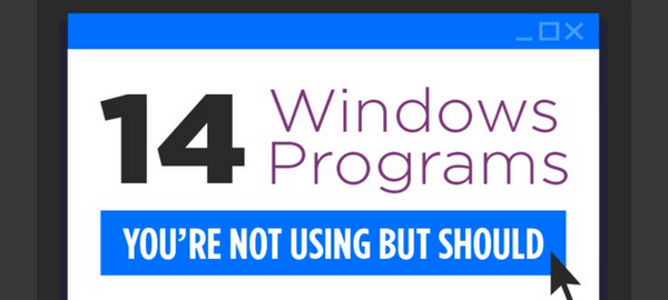 Windows Programs You're Probably Not Using But Should-315