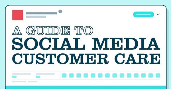 customer care via social media infographic rh tabsite com customer service guidelines in healthcare customer service guidelines for bartenders