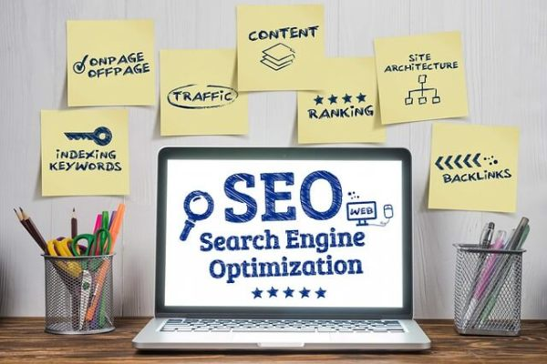 Content that is SEO