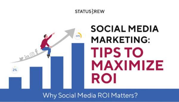 Social-Media-Marketing-Tips-to-Maximize-ROI-Infographic