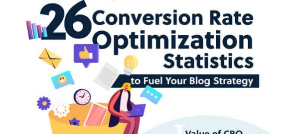 Infographic: Blogging Stats to Improve the Conversion Rate of Your Blog