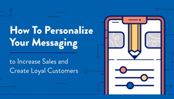 15 Actionable Personalization Messages to Connect With Users -Infographic.