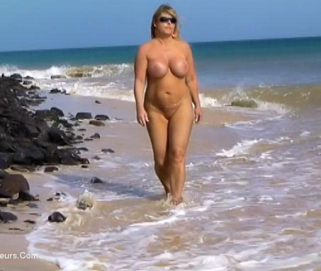 Nudechrissy Nude On The Beach Hd Video