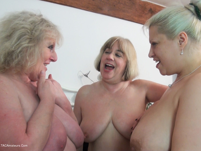 GinaGeorge - Strap On Sisters Pt1
