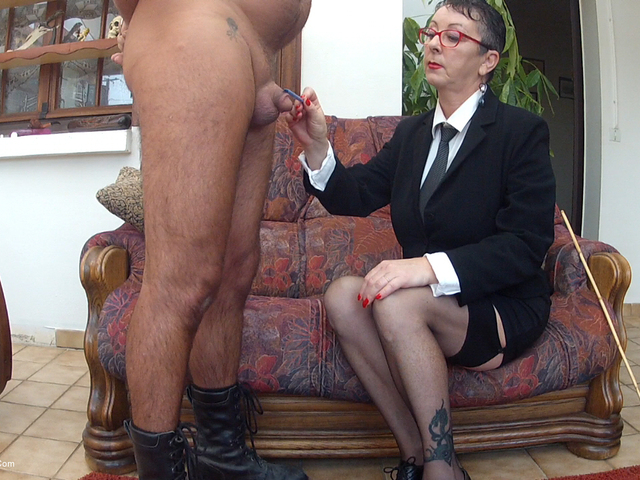 MaryBitch - Small Penis Humiliation