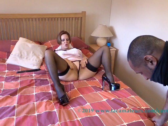 CurvyClaire - Claires Masked Robber Pt1