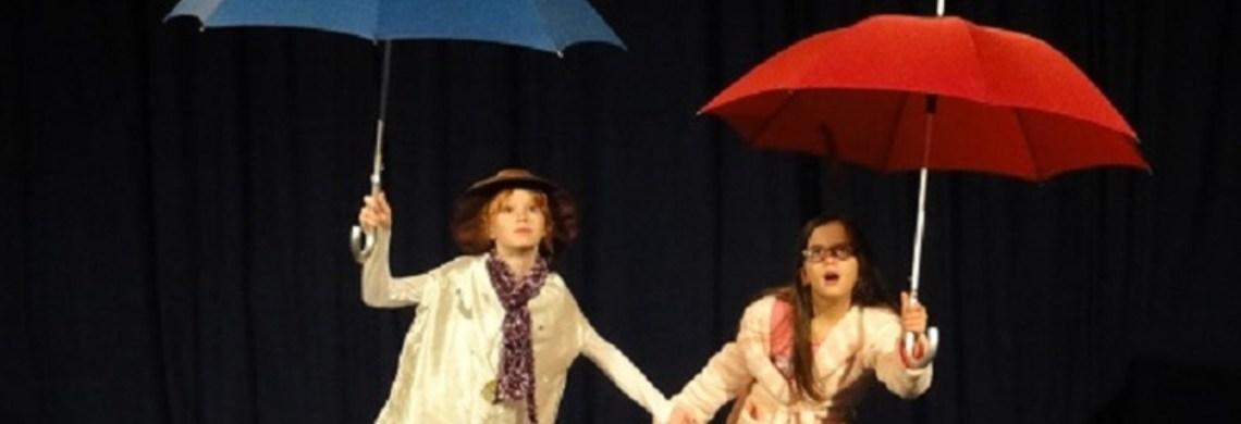 Saturday Morning Theatre School Tacchi-Morris Arts Centre