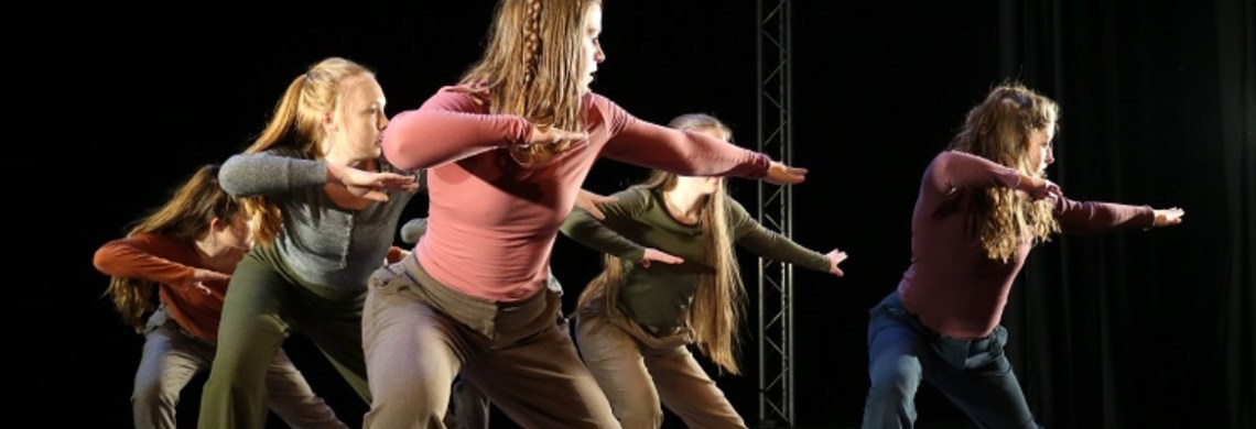 TYDC Taunton Youth Dance Company Tacchi-Morris Arts Centre
