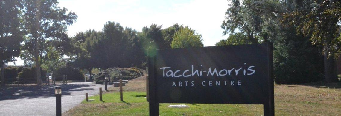 Vacancies Tacchi Morris Arts Centre