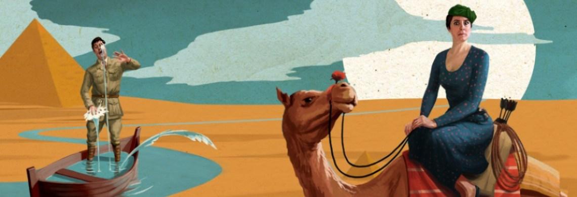 Crimes in Egypt - Tacchi-Morris Arts Centre