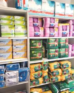 Tache Pharmacy Incontinence Supplies