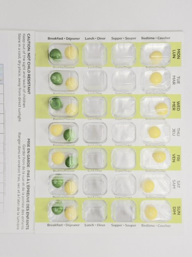 Tache Pharmacy Bubble Pack