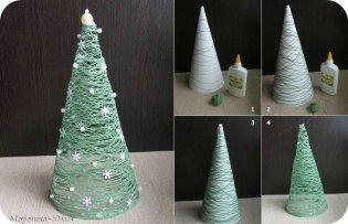 4.-DIY-Green-Xmas-Tree