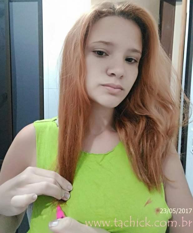 Medindo o cabelo projeto rapunzel 2