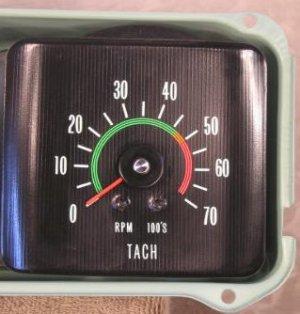 Chevy Truck Impala Oldsmobile Nova Tachometer Repair