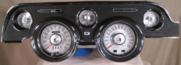 1967 Tachometer Mustang