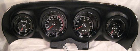 Mercury Tachometer Wiring Diagram Tachometer Repair Restotation For Mustang Classic Cars
