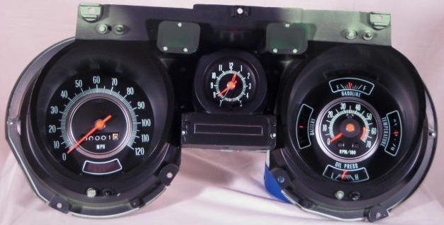 69 chevelle wiring diagram 2007 nissan xterra stereo tachometer repair restoration for classic cars