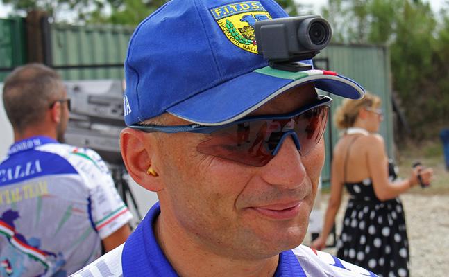 Roberto Vezzoli, Tachyon GunCam, World Shoot