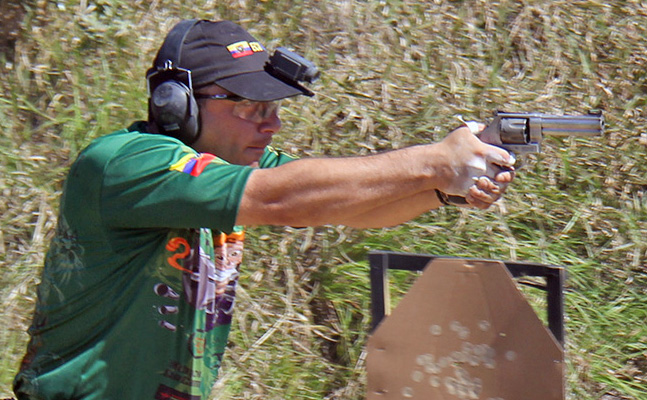 Ricardo Lopez, Tachyon GunCam, World Shoot