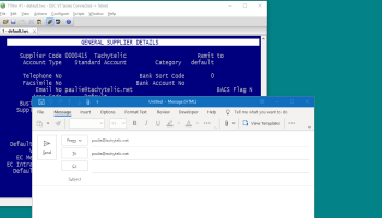 How to run a VBA macro when new mail is received in Outlook