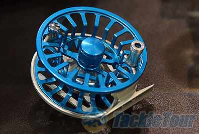 ICAST 2012  Wright  McGills new Sabalos saltwater fly reel
