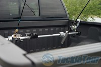 Truck bed fishing rod holder - Bedrack fishing rod holder ...