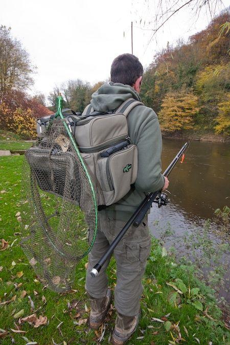 fishing roving chair clearance outdoor cushions korum rucksack 44 99